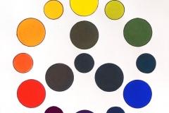 Урок композиции Цветовой круг