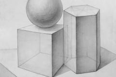 Рисование геометрических фигур-3