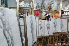 Уроки рисунка фото-10