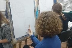 Уроки рисунка фото-11