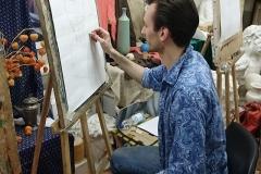 Уроки рисунка фото-8
