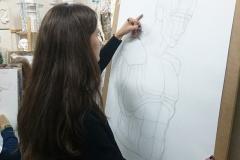 Уроки рисунка фото-9