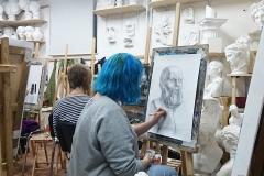 Уроки рисунка фото-13