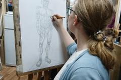 Уроки рисунка фото-14